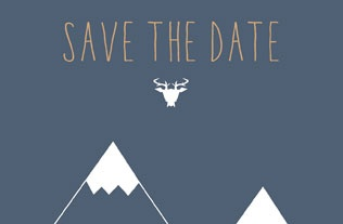 Faire part Save the date 7