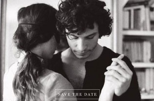 Faire part Save the date 9